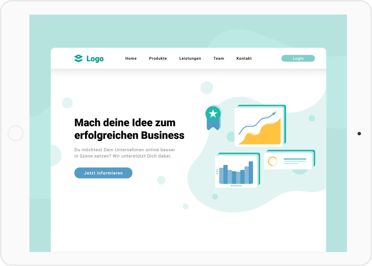 Grafik-Webdesign-Ittaro-Dingolfing
